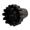 Маленькие круглые черные щетки 3 шт.